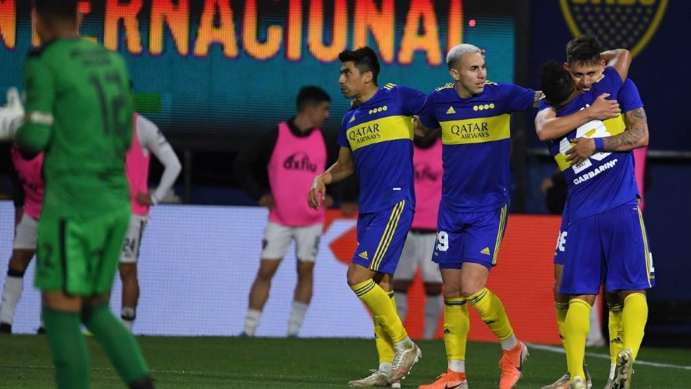 Boca 1 - Patronato 0. Foto: Fernando Gens.