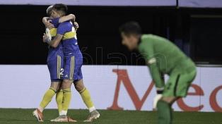 Battaglia debutó en Boca con un triunfo ante Patronato
