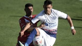 Argentinos pegó rápido y le ganó a San Lorenzo como visitante