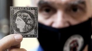 Se cumplen 165 años de primer sello postal argentino que se emitió en Corrientes con efigie de Ceres
