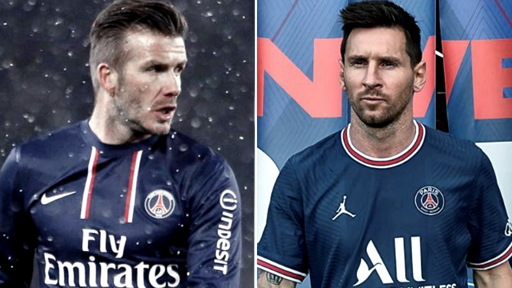 """David Beckham quiere que su equipo, en el que ya juega """"Pipita"""" Higuaín, sea el mejor del mundo y Messi reconoció su deseo de jugar en la MLS."""