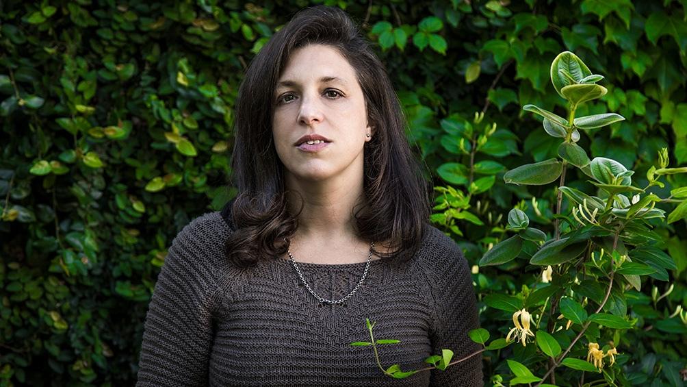 La escritora Ariana Harwicz.