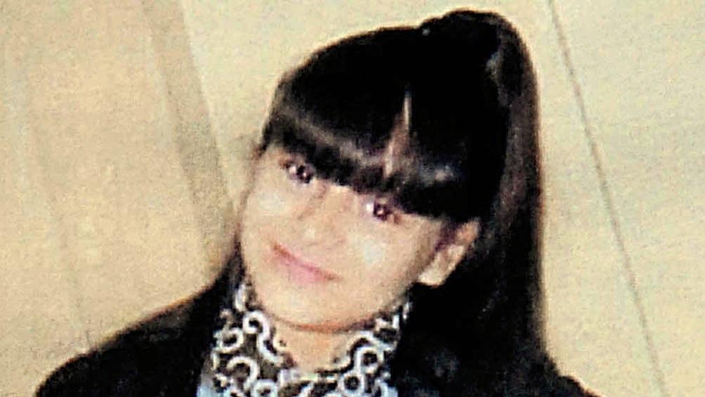 Candela Sol Rodríguez, la niña de 11 años que fue vista con vida por última vez el 22 de agosto de 2011.