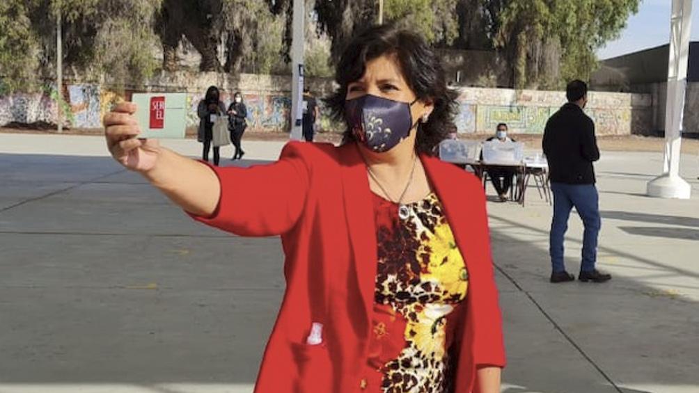 Nuevo Pacto Social lleva como candidata a la senadora Yasna Provoste