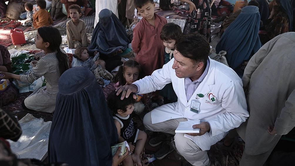 La situación humanitaria de la población afgana causa preocupación en los organismos internacionales