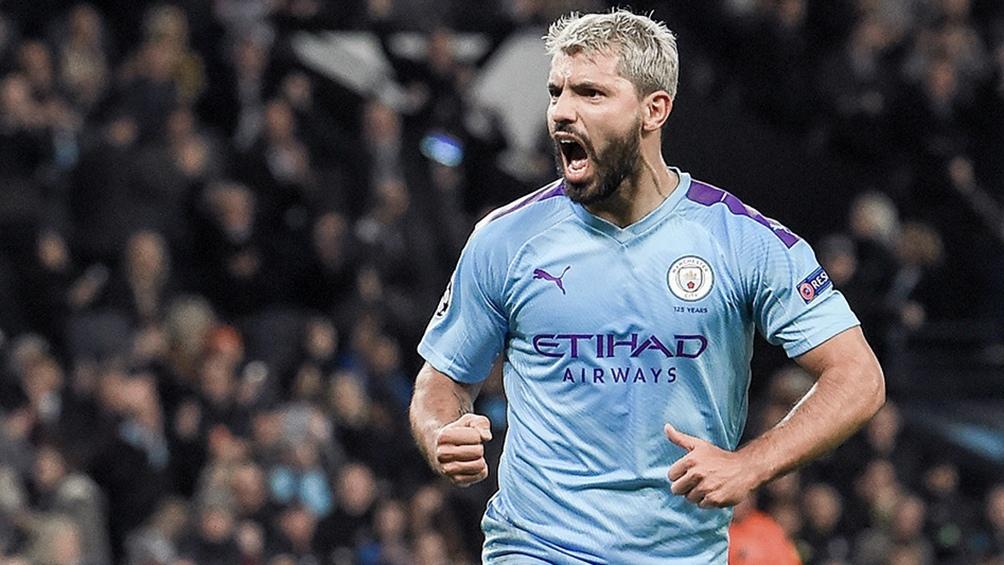 Sergio Agüero es el máximo goleador histórico del Manchester City con 260 goles.