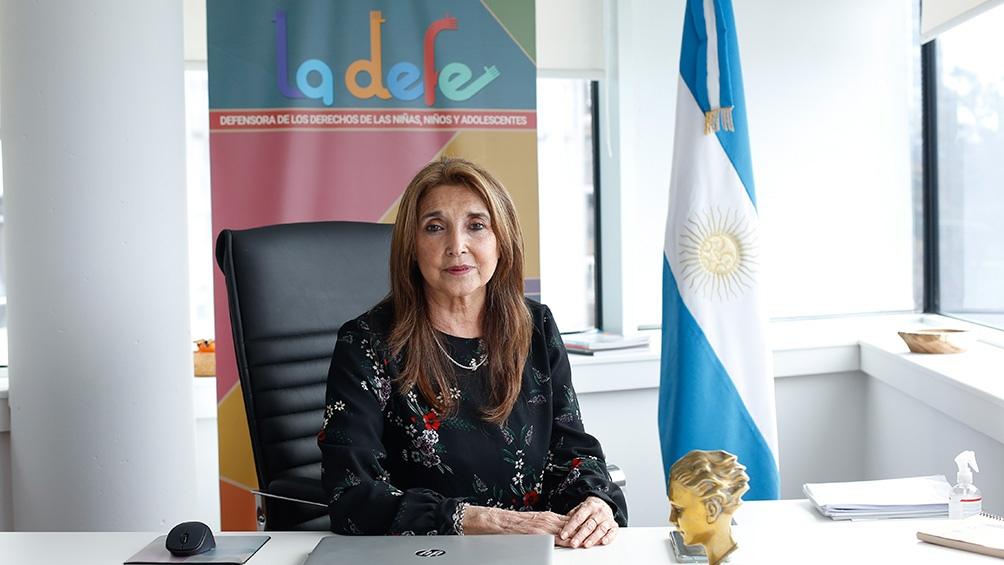 Marisa Graham, defensora de los Derechos de las Niñas, Niños y Adolescentes