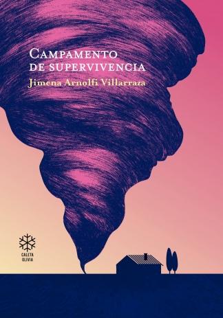 """Campamento de supervivencia"", editado por Caleta Olivia."