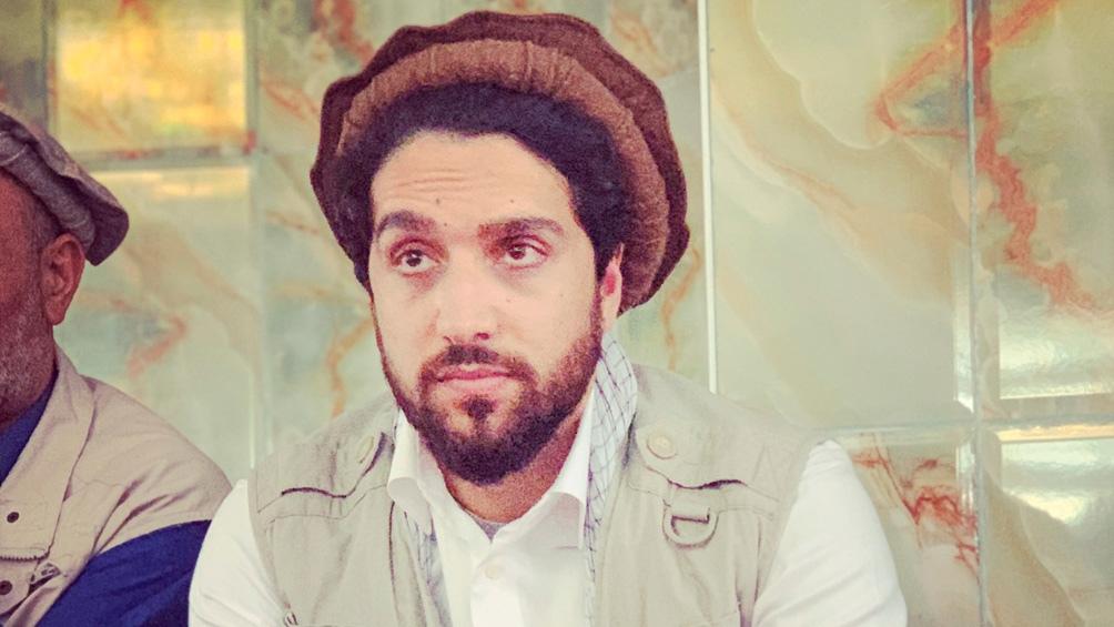 """Ahmad Masoud es hijo del """"León de Pashnir"""". (Fuente Wikipedia https://commons.wikimedia.org/wiki/File:Ahmad_Massoud.jpg )"""