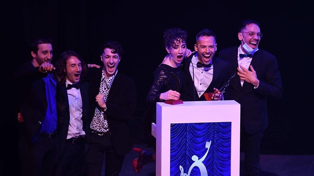 La 11ra. edición de los Premios Hugo al teatro musical que fue la primera gala en tiempos de pandemia en Argentina.