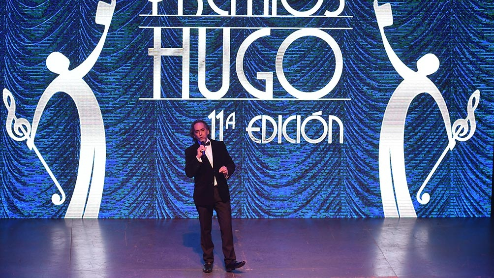 El lunes por la noche se entregaron los Premios Hugo.