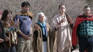 """Reclaman un """"desarrollo con identidad"""" en la celebración del Año Nuevo Huarpe"""