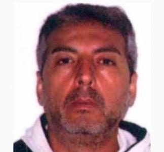 Alfredo Albornoz, el delincuente muerto en el tiroteo.