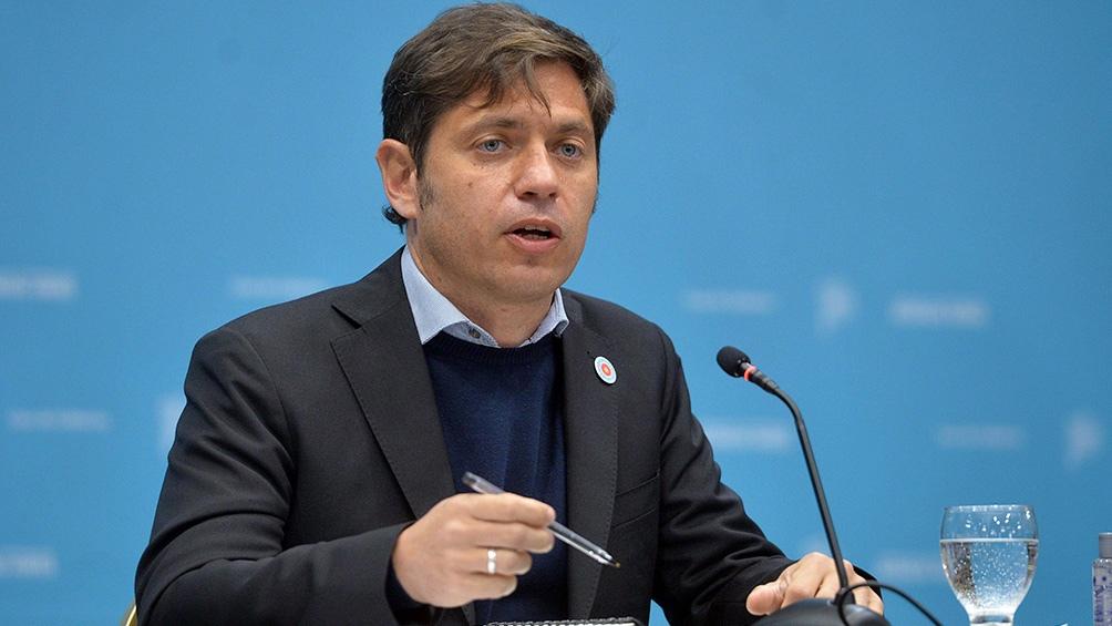 Kicillof se reunirá con intendentes de la primera sección electoral