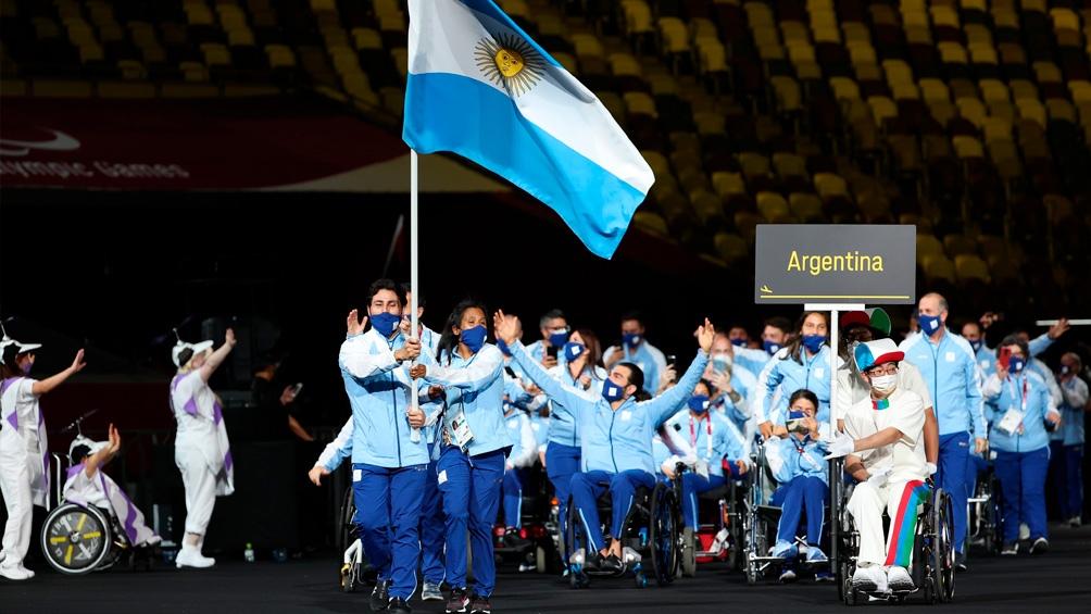 Los Juegos Paralímpicos dieron comienzo con una gran fiesta