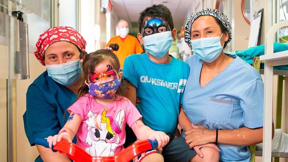 El Garrahan cumple 34 años de compromiso con la salud pública argentina