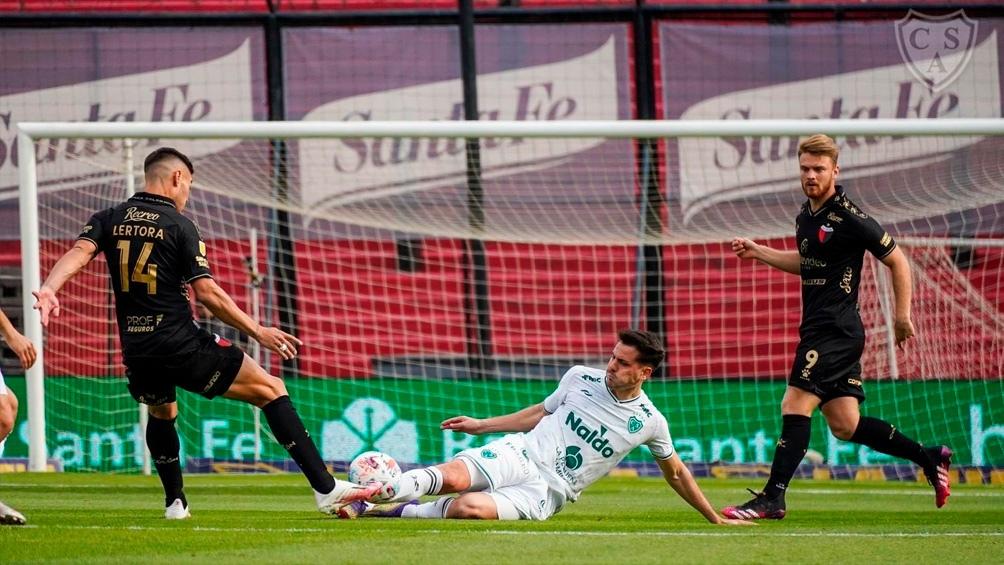 Colón y Sarmiento igualaron en Santa Fe. Foto: Prensa de Sarmiento | @LigaAFA