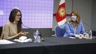 """Gómez Alcorta: """"La violencia de género se naturalizaba, dimos un salto grande en poco tiempo"""""""