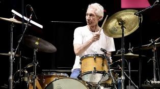 The Rolling Stones homenajeó a Charlie Watts con un emotivo video