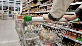 El consumo se recuperó en los últimos meses en centros comerciales y supermercados