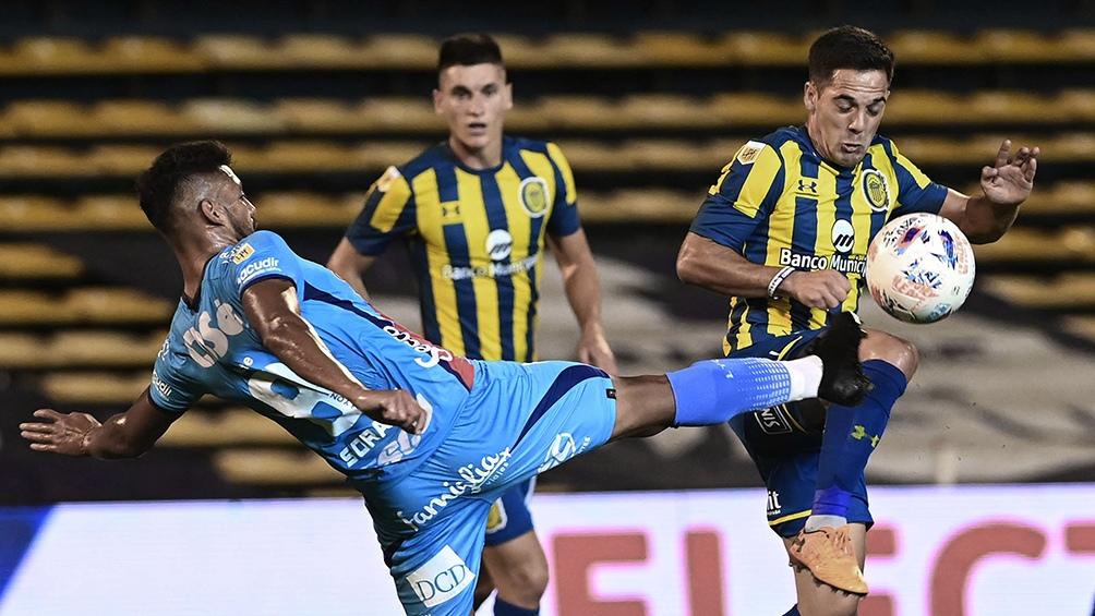El historial entre Rosario Central y Arsenal es de 24 partidos.