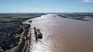 El Gobierno creó el Ente Nacional de Control y Gestión de la Hidrovía Paraná-Paraguay