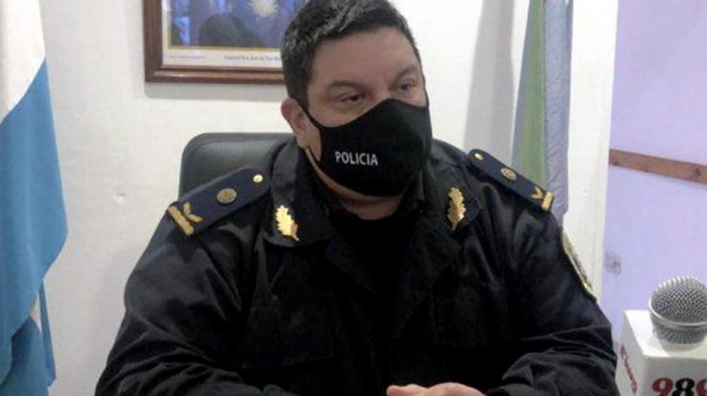 El prófugo Rubén Edgardo Marcell es buscado por la policía bonaerense y las cuatro fuerzas federales de seguridad.