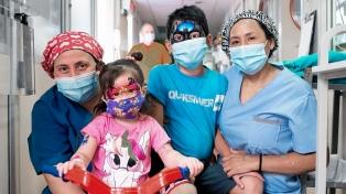 El Garrahan cumple 34 años �de compromiso con la salud pública argentina�