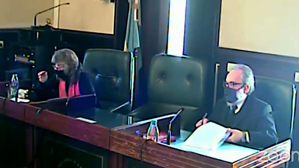 Dan a conocer el veredicto en el juicio por el crimen del diputado Olivares y su asesor