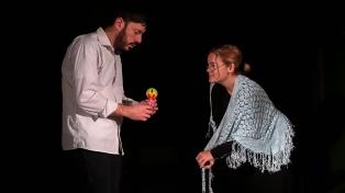 """Con """"Antinomia"""" y """"El color de los cerros"""", Mosquera muestra su teatro en Multiescena"""