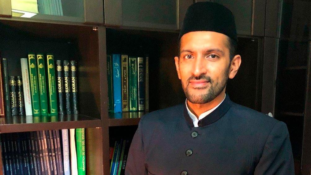 El teólogo islámico Marwan Sarwar Gill dialogó con Télam sobre el conflicto en Afganistán.