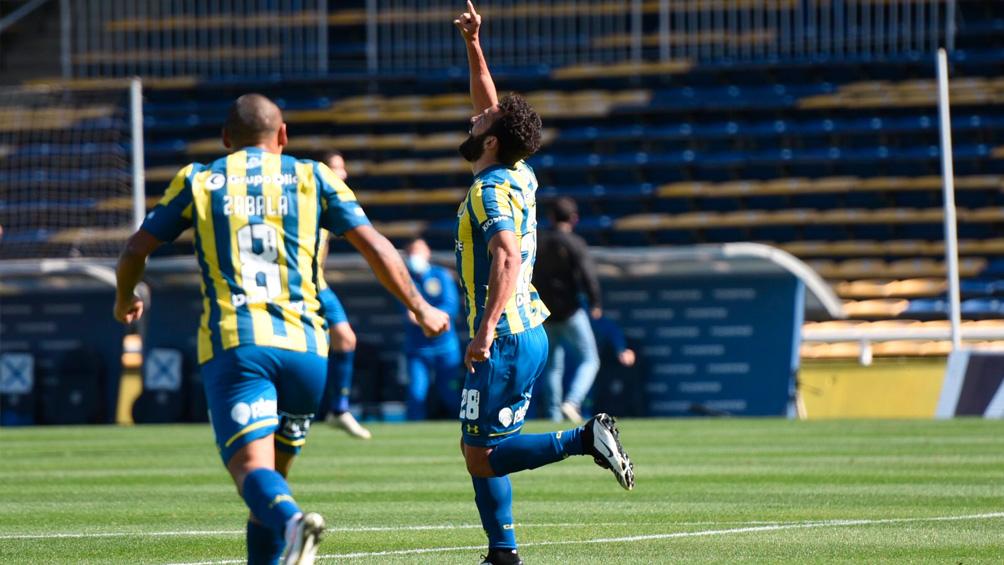Central golea a Arsenal en Rosario y sale del fondo de la tabla