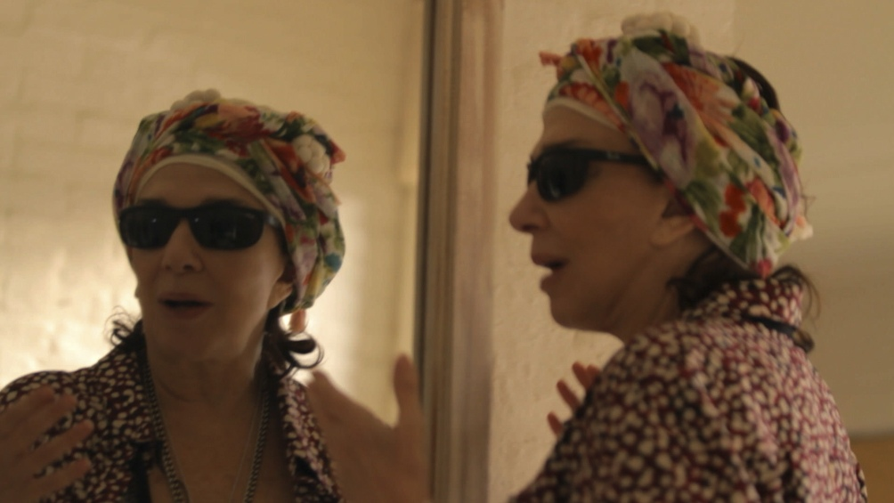 """Graciela Borges, uno de los testimonios por su protagonismo en """"Circe""""."""