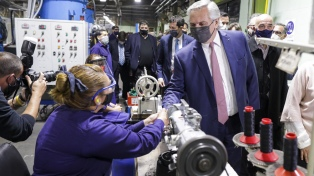 El régimen promocional para el sector textil busca generar 1.000 empleos