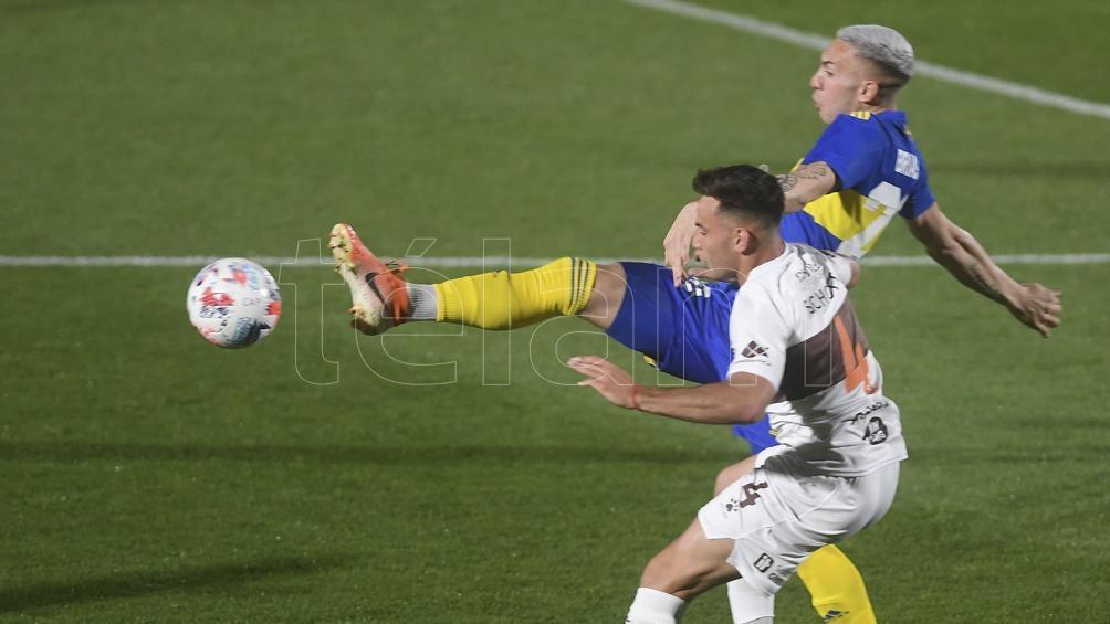 El ciclo de Battaglia lleva dos jugados y dos ganados por Boca (Foto: Ramiro Gómez).