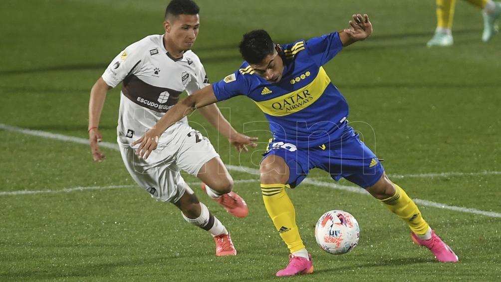 Boca fue notablemente superior a su rival (Foto: Ramiro Gómez).