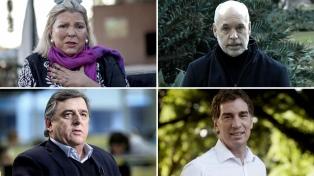 Amplían la denuncia por el cumpleaños de Carrió e incluyen a Larreta, Negri y Santilli