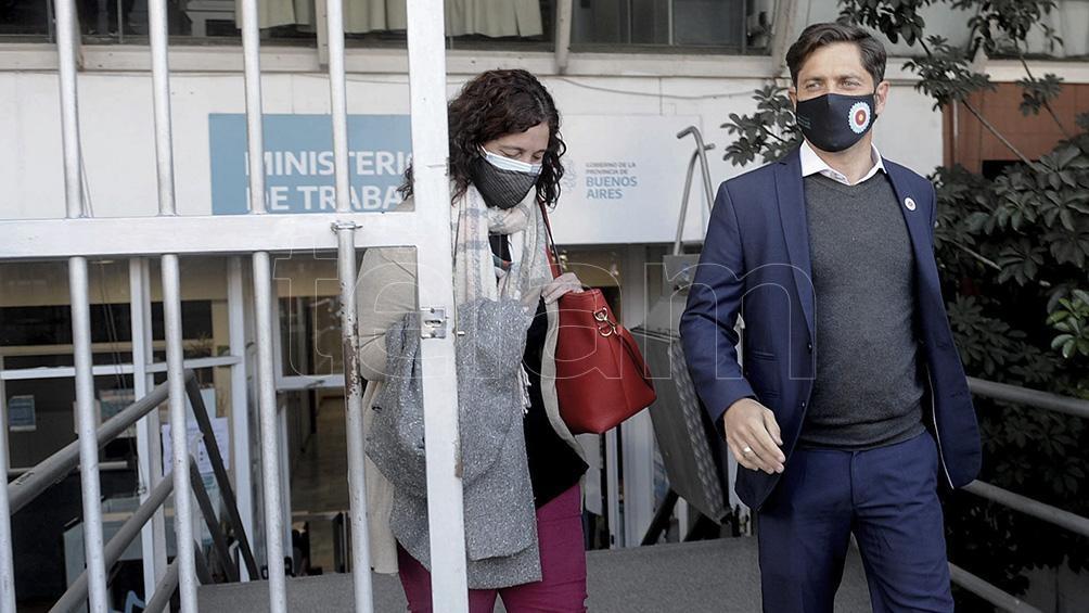 """Además, """"habrá una reapertura paritaria en diciembre de 2021 para analizar el impacto de la inflación en el salario docente"""", se indicó. Foto: Eva Cabrera."""