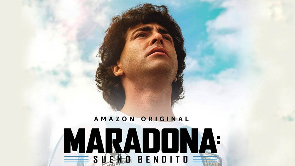 """La esperada serie """"Maradona: Sueño bendito"""" es una de las grandes apuestas de Amazon Prime Video. La bioserie es protagonizada por Nazareno Casero, Juan Palomino y Nicolas Goldschmidt, quienes encarnarán al astro en distintas etapas de su vida."""