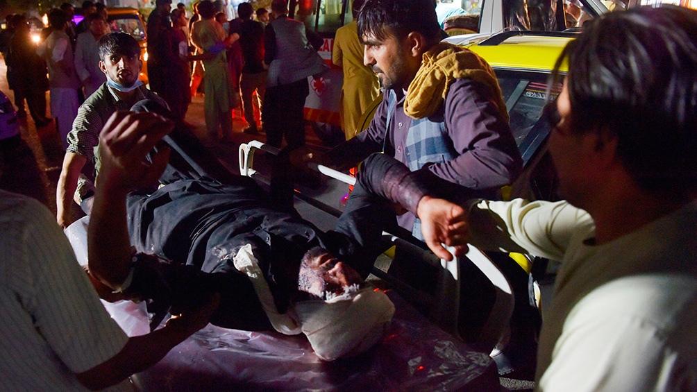 Los ataques fueron reivindicados por la rama afgana del grupo yihadista Estados Islámico. (Foto AFP)