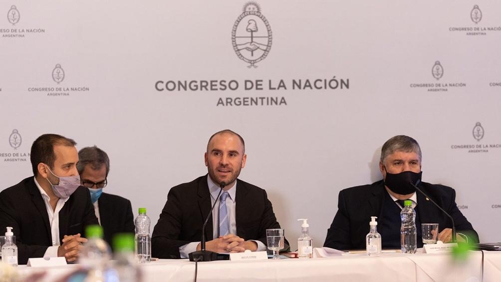 Guzmán destacó la necesidad de llegar a un acuerdo con el FMI.
