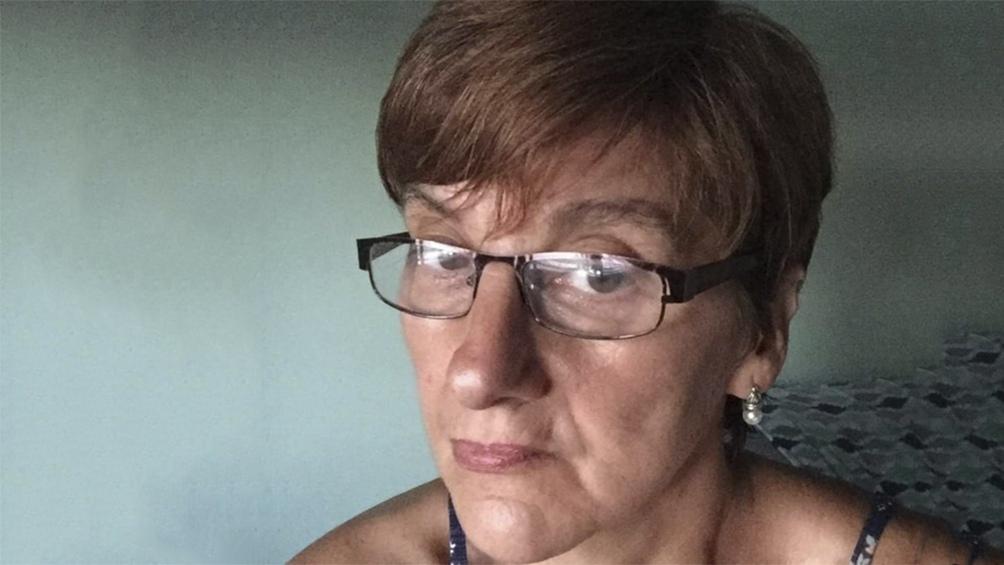 Laura Radetich, docente de la Escuela Técnica N°2 María Eva Duarte, de la localidad de Ciudad Evita.