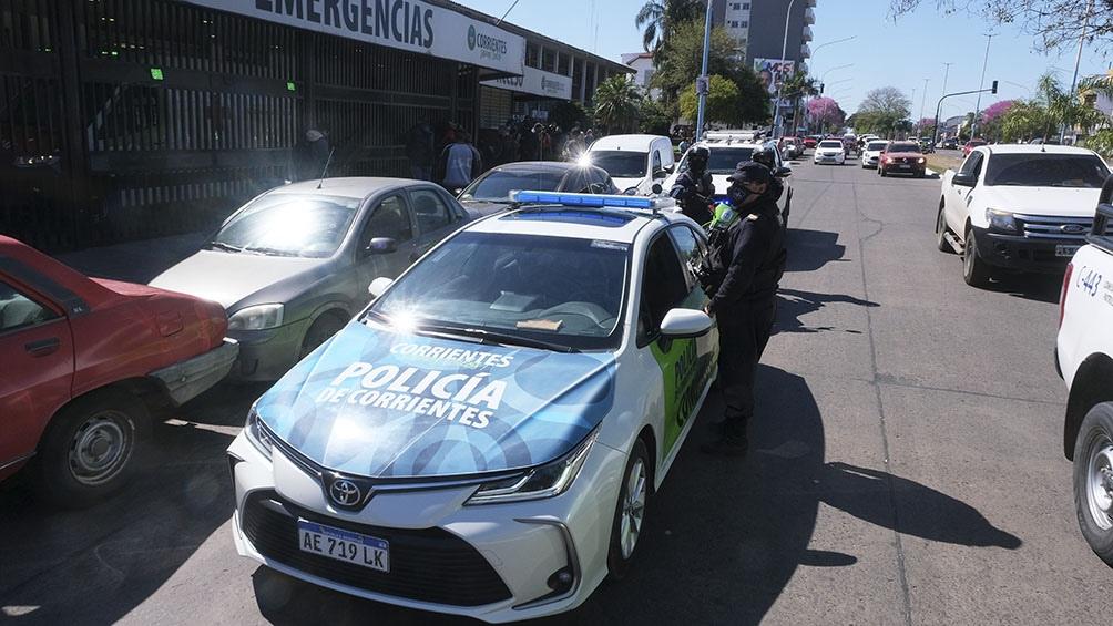 La investigación de lo ocurrido la lleva adelante el fiscal provincial César Sotelo, con el apoyo de la Policía de Corrientes y de las fuerzas federales, especialmente Gendarmería y la Policía Federal Argentina.