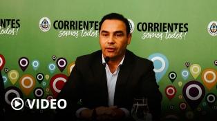 """Valdés, sobre el atentado al diputado: """"Tenemos que llegar al fondo de la cuestión"""""""