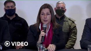 """El Gobierno definió el ataque contra el diputado Arias como un hecho de """"violencia política"""""""