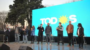 """Tolosa Paz:  �El pueblo va a votar para adelante y reafirmar el rumbo de este Gobierno"""""""