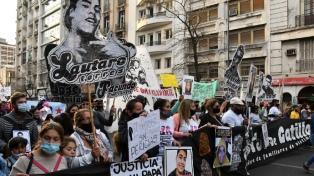 """Marcha en Córdoba contra """"la violencia institucional y el gatillo fácil'"""