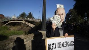 Crece el rechazo vecinal a los proyectos de Rodríguez Larreta sobre espacios verdes