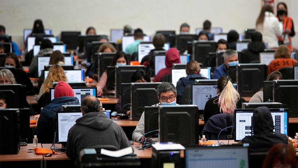 Para la realización del simulacro fueron convocados 13.663 operadores de transmisión y 2.456 supervisores en todo el territorio nacional.