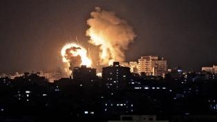 Israel lanzó un ataque de represalia contra objetivos de Hamas en Gaza